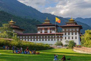 Tashicho-Dzong-for-the-Thimphu-Tshechu-Festival-Thimphu-Bhutan-025